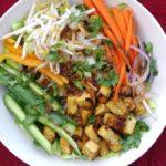 Tasty Thai Lemongrass Salad