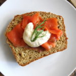 A Taste of Ireland & Irish Soda Bread with Smoked Salmon & Tangy Horseradish Sauce