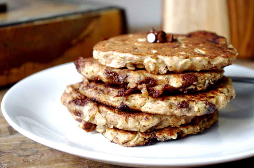 how to cook healthy pancakes