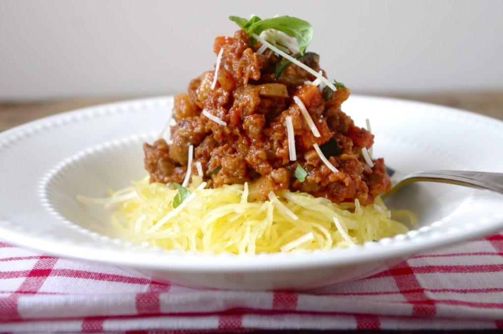 Easy vegetarian bolognese recipes