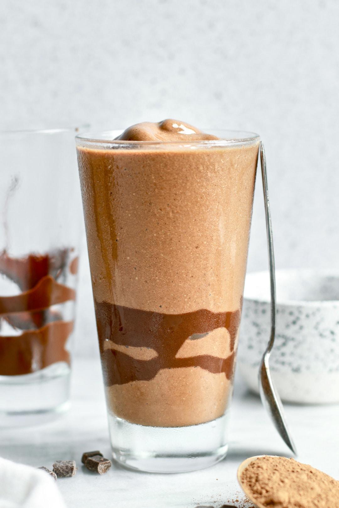 Chocolate Protein 'Frosty'