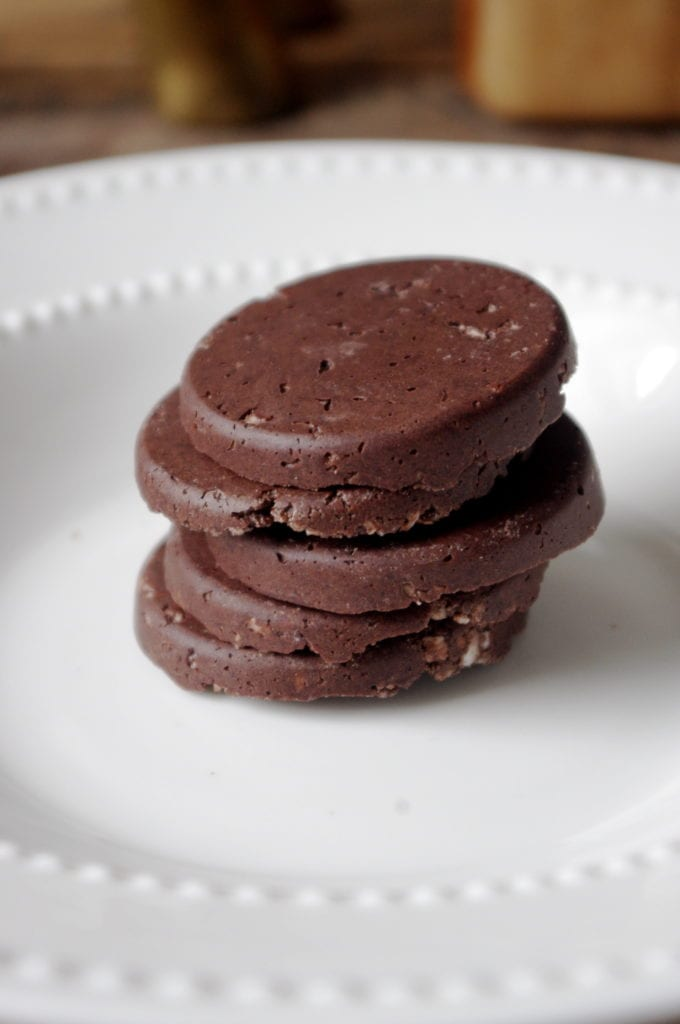 Raw Protein Packed Thin Mint Cookies Can Be Vegan Gluten Free