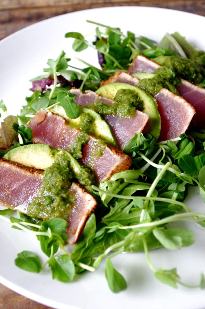 recipe: tuna steak salad dressing [6]