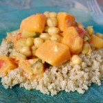 Meatless Mondays: Butternut Squash Coconut Curry