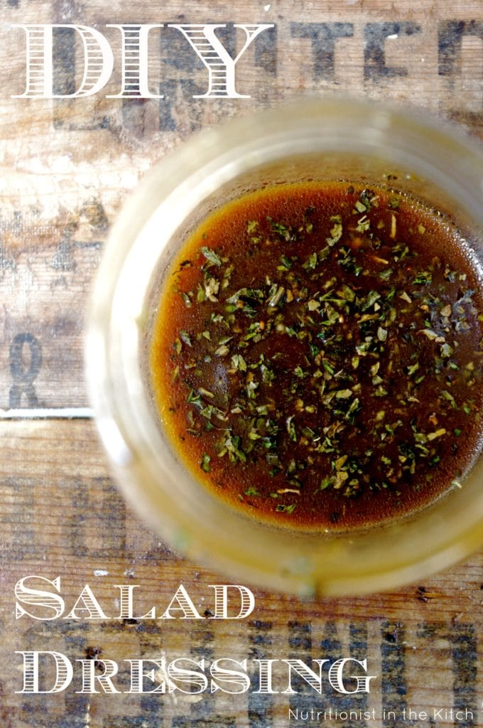 Diy Salad Dressing In 5 Easy Steps Nutrition In The Kitch