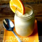 Orange 'Dreamsicle' Calming Smoothie … and a Natural Vitality $50 Online Store Gift Card Giveaway!