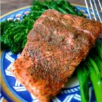 20-Minute Dinner: Sweet Chili Rubbed Salmon Filets