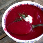 Vegan Blender Borscht
