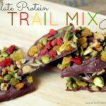 North Coast Naturals Chocolate Protein Trail Mix Bark