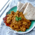 Dairy-Free Slow Cooker Butter Chicken (gluten free too!)