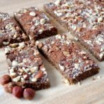 Healthy Hazelnut Hemp Protein Bars (GF & Vegan!)