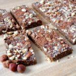 Healthy Hazelnut Hemp Protein Bars (GF & Vegan!)
