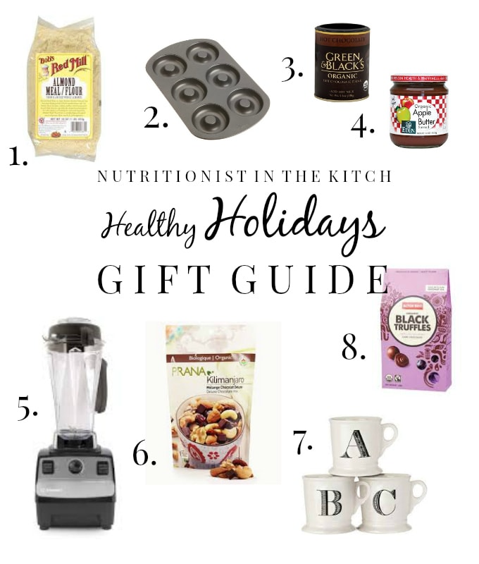 Nutritionist in the Kitch's Healthy Holiday Gift Guide