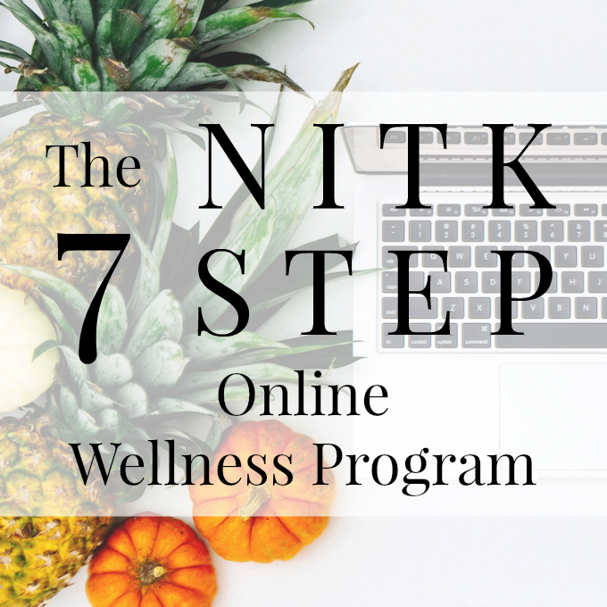 NITK 7-Step Online Wellness Program