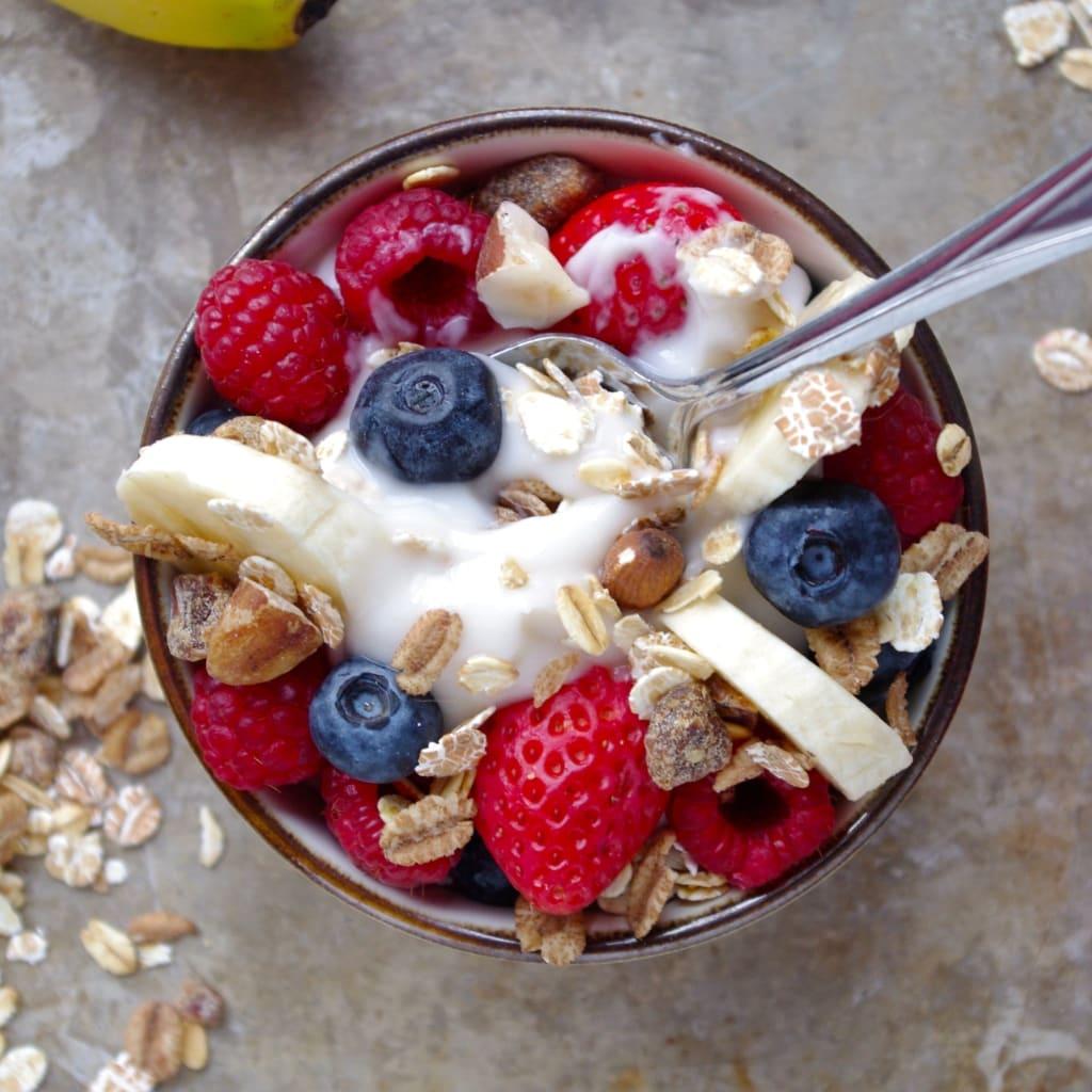 Simple Muesli Breakfast Revamped Via Nutritionist In The Kitch An Easy