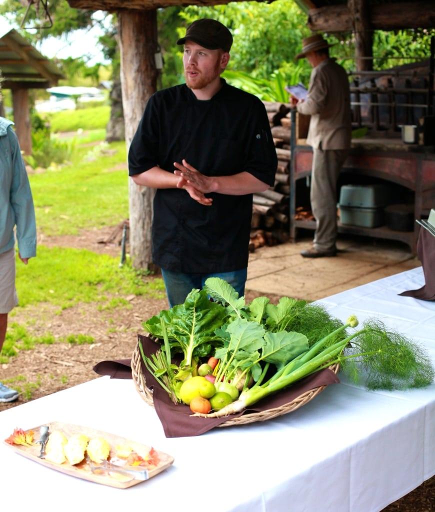 Maui Munchin' Part 2 // O'o Farm Tour via Nutritionist in the Kitch // nutritionistinthekitch.com
