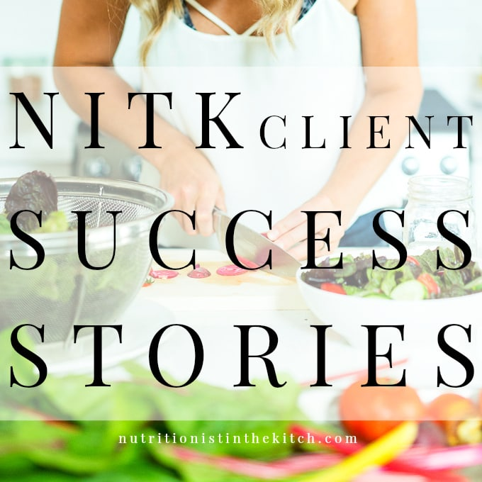 Nutritionist in the Kitch Client Success Stories