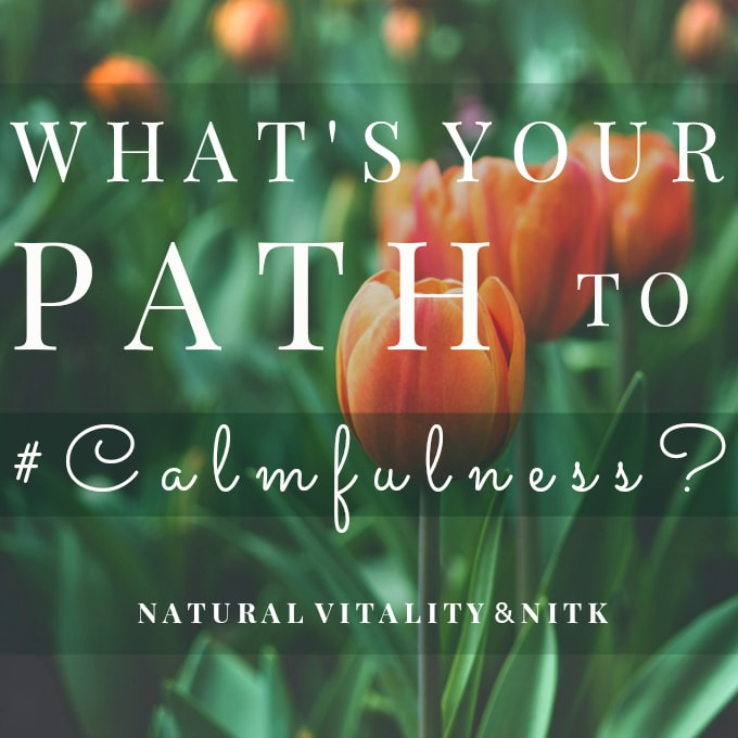 "Let's Talk Stress with Natural Vitality's FREE ""24 Hours of CALM"" E-Guide"