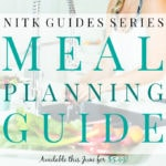NITK Guides Series // Meal Planning Guide
