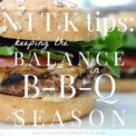 NITK Tips: Keeping The Balance In BBQ Season