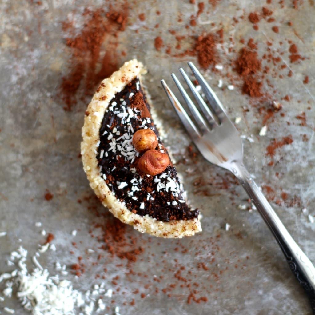 Paleo Chocolate Tart