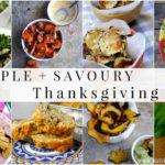 8 Simple & Savoury Thanksgiving Sides