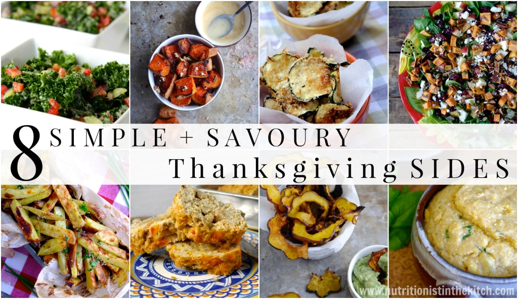 Simple&SavouryThanksgivingSides