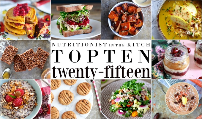 Top 10 NITK Recipes of 2015 (Picked by You!)