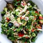 Vitality Superfood Salad // Gluten & Dairy Free via Nutritionist in the Kitch