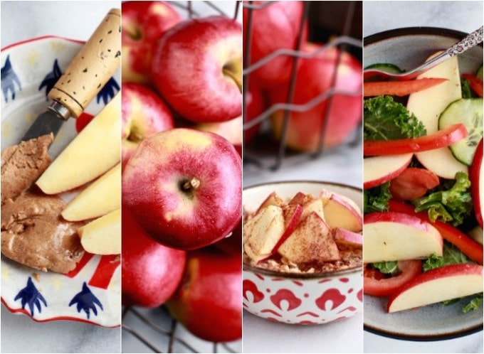 NITK's Top 3 (Delicious & Easy) Ways to Enjoy Apples for Apple Month!