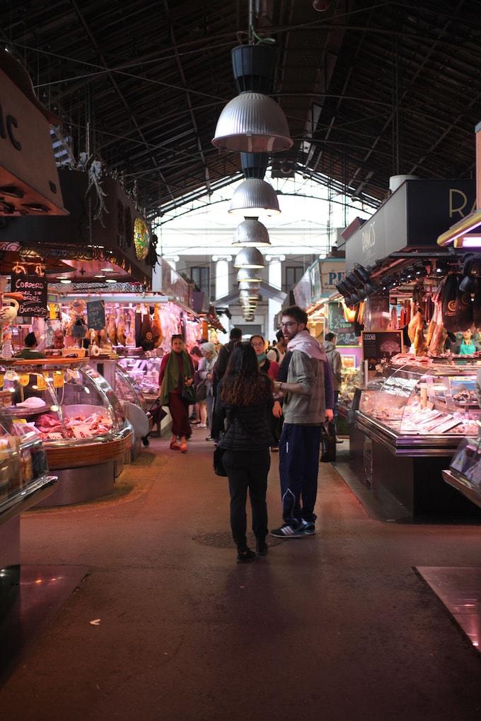 NITK's Healthy Barcelona City Guide - Mercat De La Boqueria