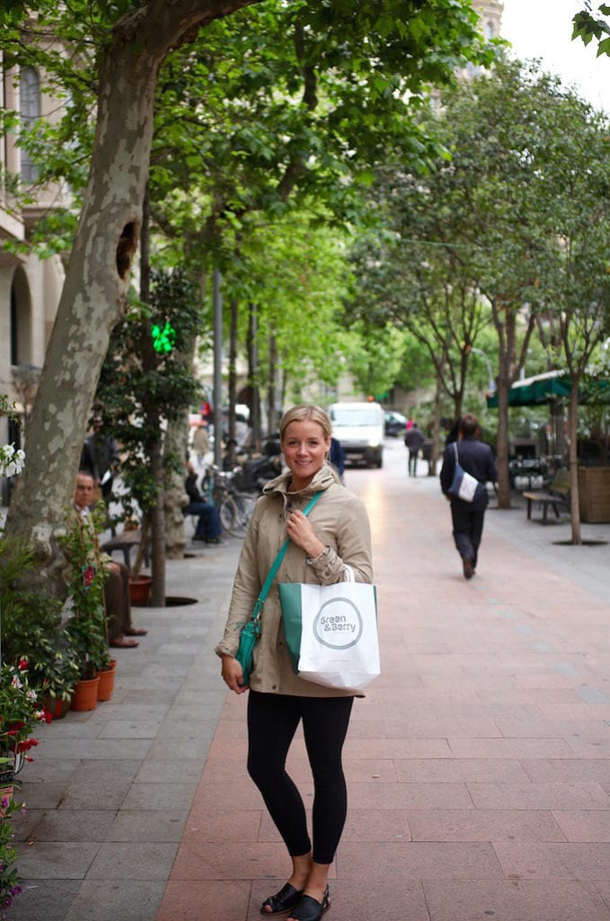 NITK's Healthy Barcelona City Guide - Strolling the beautiful streets