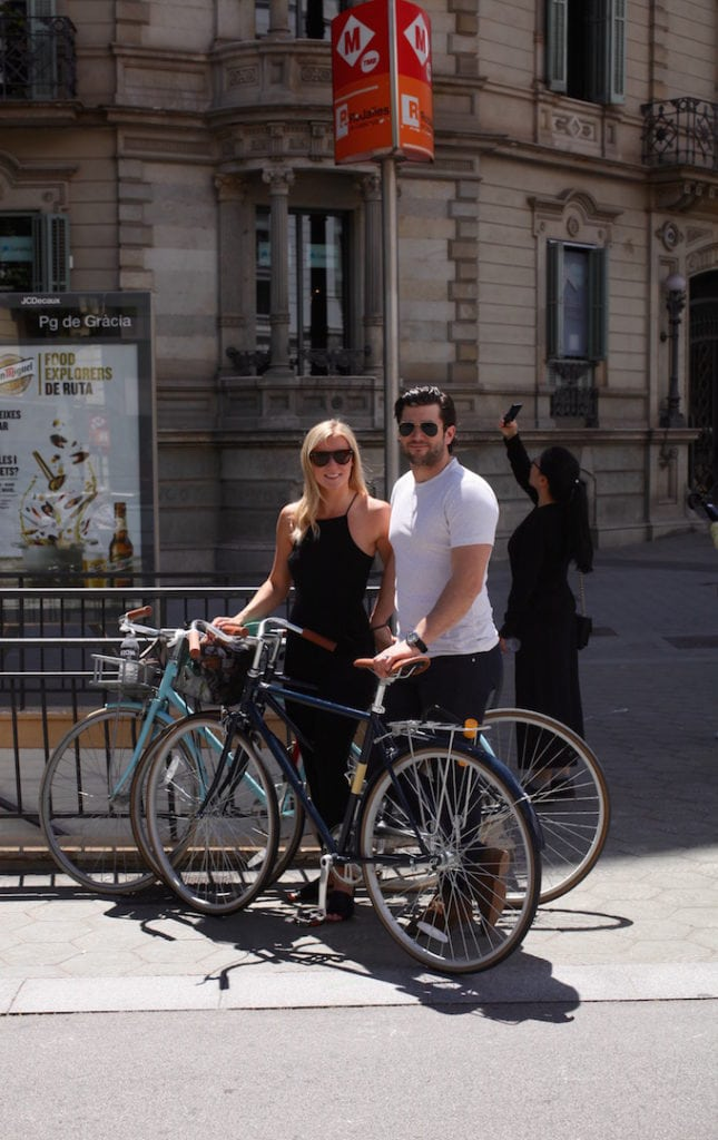 NITK's Healthy Barcelona City Guide - Bicycling around Barcelona