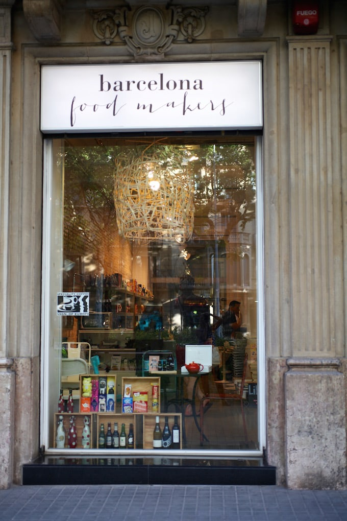 NITK's Healthy Barcelona City Guide - Barcelona Food Makers