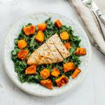 Loaded Kale Salad // Eating Bird Food