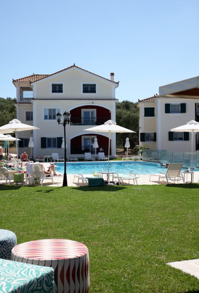 Erietta Aparments in Zakinthos