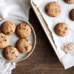 Hazelnut Chocolate-Chunk Cookies // Grain-Free + Vegan via Nutritionist in the Kitch