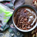Mocha Nut Smoothie Bowl // Build A Better Smoothie