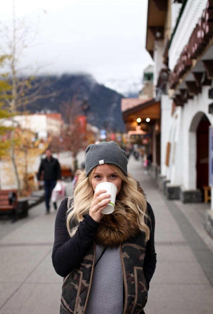 My Healthy Banff Town Guide… and a very, VERY special Banff surprise!
