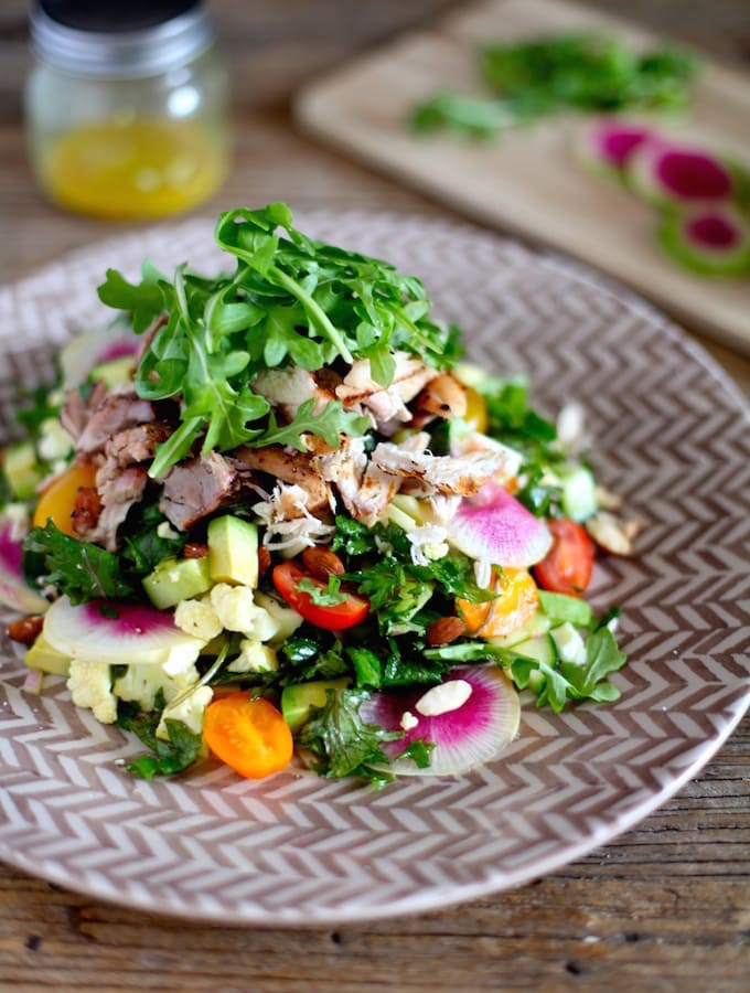 """The """"500"""" Salad from NITK"""