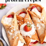 Healthy Protein Crepes pin 3