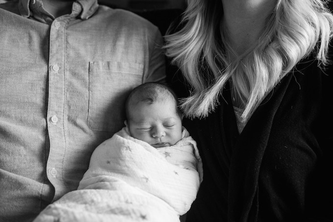 Hello Hemsley Ann // Our Birth Story via Nutrition in the Kitch