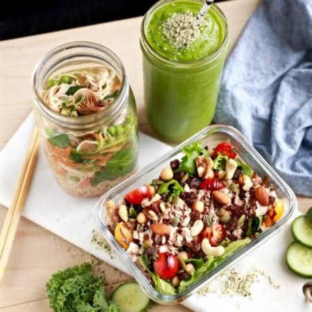 3 Fast & Healthy On-The-Go Lunch Recipes For Fall