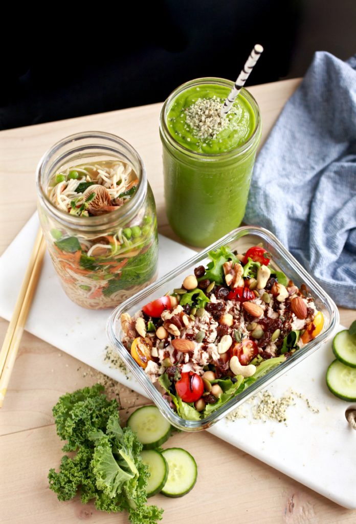 3 Fast Healthy On The Go Lunch Recipes For Fall Nutrition In The Kitch