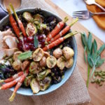Thanksgiving Abundance Bowl via Nutrition in the Kitch