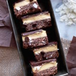 Better No-Bake Nanaimo Bars via Nutrition in the Kitch #TastesLikeBetter