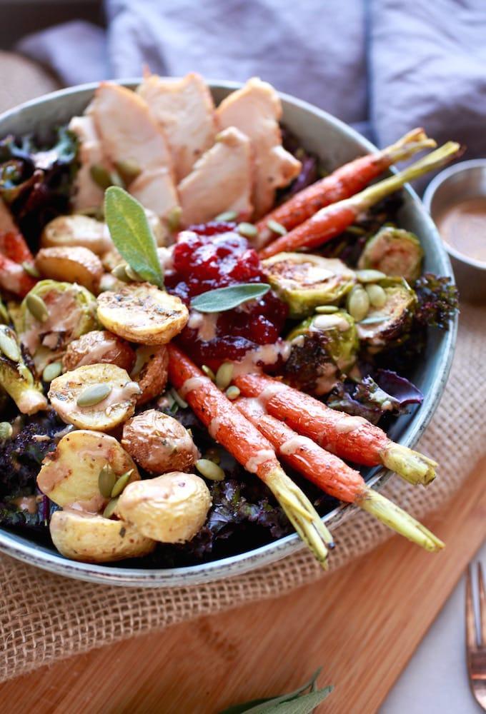 Leftovers Abundance Bowl