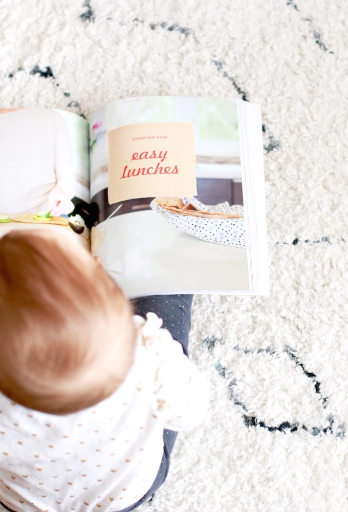 Feeding Hemsley Pt. 1 // Babyhood, The Ups & Downs via Nutrition in the Kitch