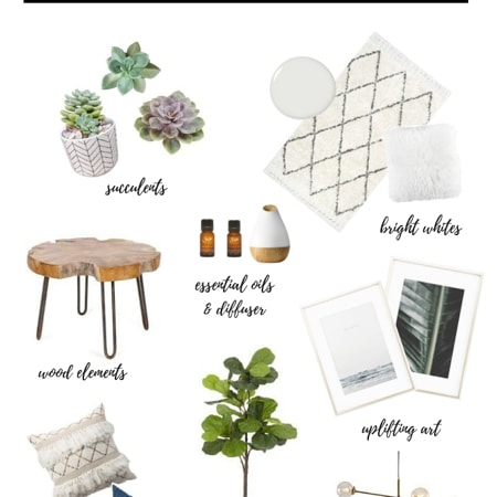 How To Beat The Winter Blues with a Home Oasis!