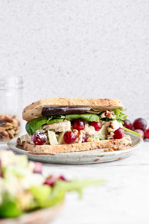 The Best Healthy Chicken Salad